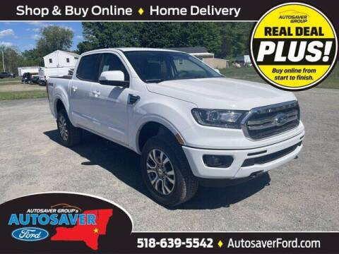 2021 Ford Ranger for sale at Autosaver Ford in Comstock NY