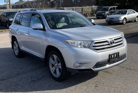 2011 Toyota Highlander for sale at Broadway Garage of Columbia County Inc. in Hudson NY