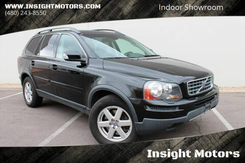 2007 Volvo XC90 for sale at Insight Motors in Tempe AZ