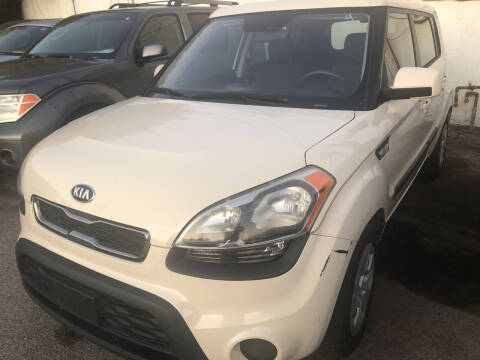 2013 Kia Soul for sale at Auto Access in Irving TX