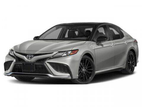 2022 Toyota Camry for sale at BEAMAN TOYOTA in Nashville TN