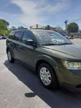 2016 Dodge Journey for sale at Bates Auto & Truck Center in Zanesville OH