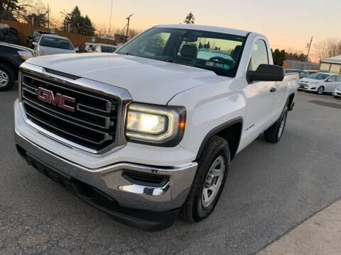 2016 GMC Sierra 1500 for sale at Sam's Auto in Akron PA