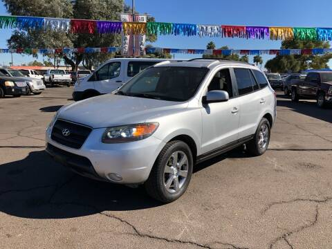 2007 Hyundai Santa Fe for sale at Valley Auto Center in Phoenix AZ