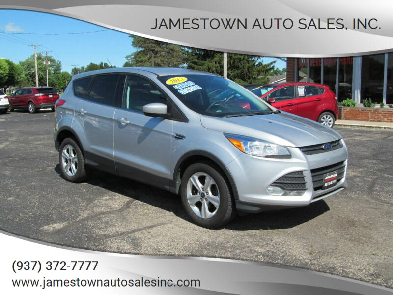 2013 Ford Escape for sale at Jamestown Auto Sales, Inc. in Xenia OH