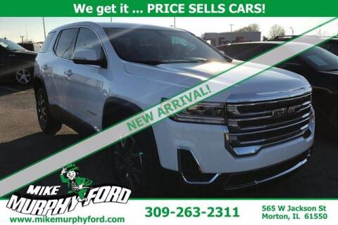 2020 GMC Acadia for sale at Mike Murphy Ford in Morton IL
