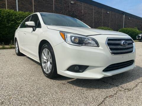 2016 Subaru Legacy for sale at Classic Motor Group in Cleveland OH