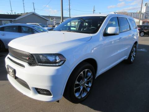 2019 Dodge Durango for sale at Dam Auto Sales in Sioux City IA