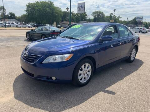 2008 Toyota Camry for sale at Peak Motors in Loves Park IL