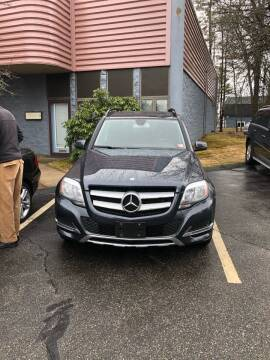 2014 Mercedes-Benz GLK for sale at Dave's Garage Inc in Hampton Beach NH