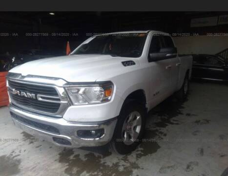 2020 RAM Ram Pickup 1500 for sale at ETS Autos Inc in Sanford FL