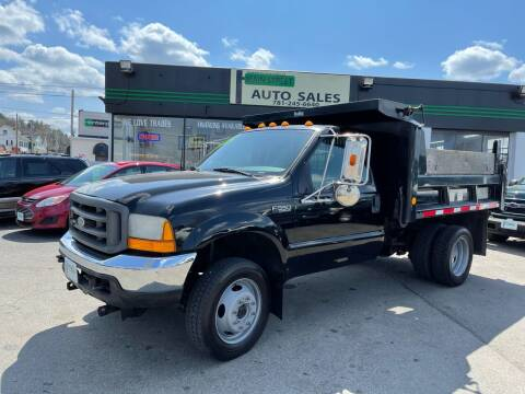 2000 Ford F-550 Super Duty for sale at Wakefield Auto Sales of Main Street Inc. in Wakefield MA