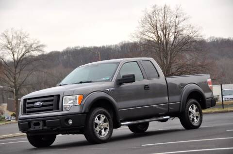 2009 Ford F-150 for sale at T CAR CARE INC in Philadelphia PA
