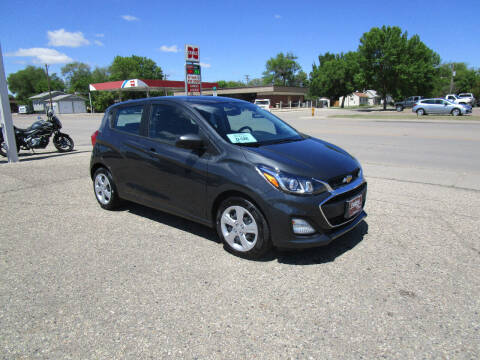 2020 Chevrolet Spark for sale at Padgett Auto Sales in Aberdeen SD