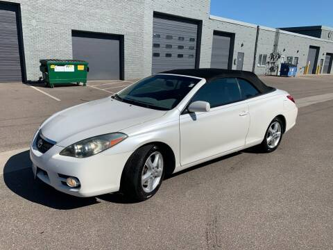 2008 Toyota Camry Solara for sale at The Car Buying Center in Saint Louis Park MN