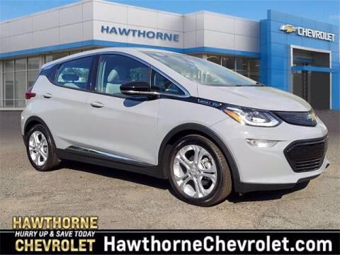 2021 Chevrolet Bolt EV for sale at Hawthorne Chevrolet in Hawthorne NJ