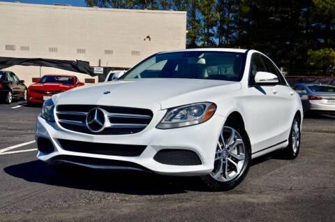 2016 Mercedes-Benz C-Class for sale at Carxoom in Marietta GA