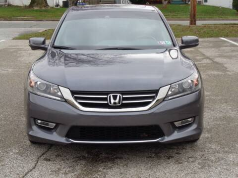 2013 Honda Accord for sale at MAIN STREET MOTORS in Norristown PA