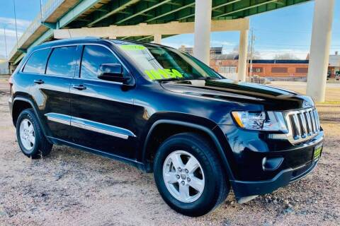 2011 Jeep Grand Cherokee for sale at Island Auto Express in Grand Island NE
