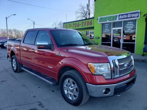 2011 Ford F-150 for sale at Empire Auto Group in Indianapolis IN