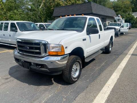2001 Ford F-250 Super Duty for sale at Advanced Fleet Management in Towaco NJ