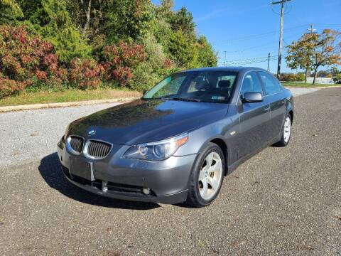 2006 BMW 5 Series for sale at Premium Auto Outlet Inc in Sewell NJ
