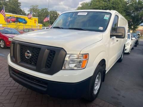 2016 Nissan NV Cargo for sale at LATINOS MOTOR OF ORLANDO in Orlando FL