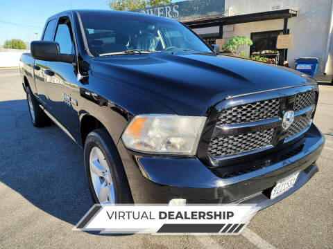 2013 RAM Ram Pickup 1500 for sale at ZOOM CARS LLC in Sylmar CA