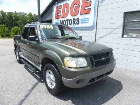 2001 Ford Explorer Sport Trac for sale at Edge Motors in Mooresville NC