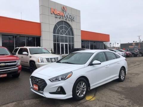 2019 Hyundai Sonata for sale at New Way Motors in Ferndale MI