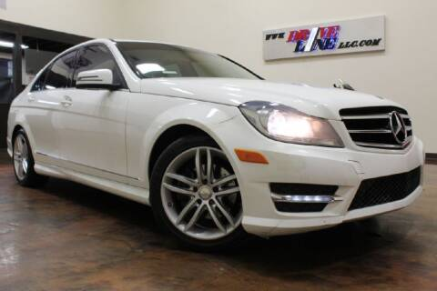 2014 Mercedes-Benz C-Class for sale at Driveline LLC in Jacksonville FL