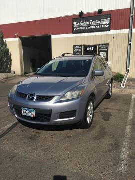 2008 Mazda CX-7 for sale at Specialty Auto Wholesalers Inc in Eden Prairie MN