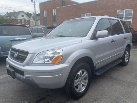 2005 Honda Pilot for sale at DRIVE TREND in Cleveland OH