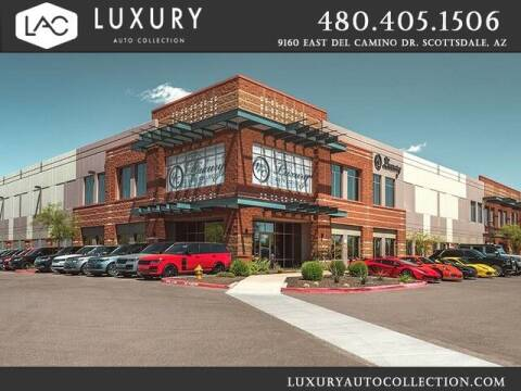 2017 Mercedes-Benz SL-Class for sale at Luxury Auto Collection in Scottsdale AZ