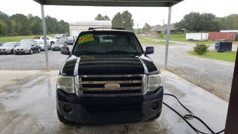 2007 Ford Expedition EL for sale at Auto Guarantee, LLC in Eunice LA