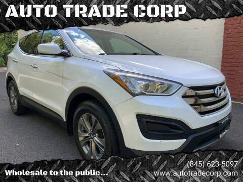 2015 Hyundai Santa Fe Sport for sale at AUTO TRADE CORP in Nanuet NY