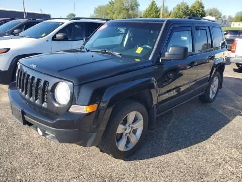2014 Jeep Patriot for sale at Paris Auto Sales & Service in Big Rapids MI