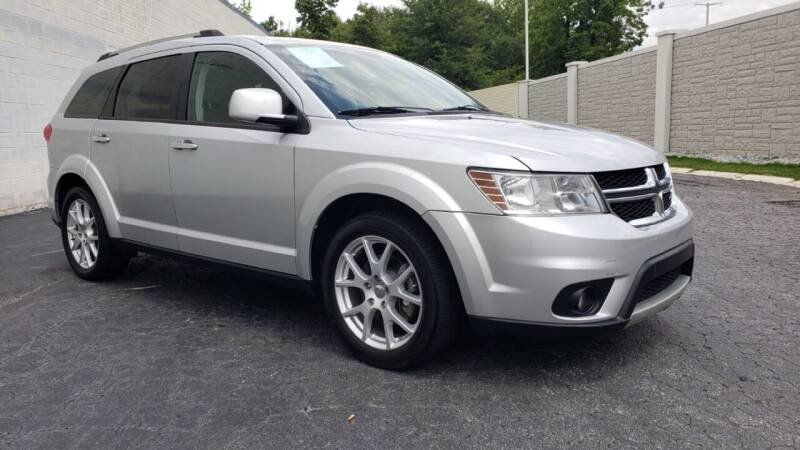 2014 Dodge Journey for sale at AUTO FIESTA in Norcross GA