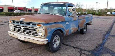 1966 Ford F-250 for sale at The Car Guy in Glendale CO