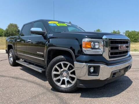 2014 GMC Sierra 1500 for sale at UNITED Automotive in Denver CO