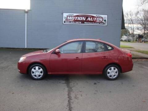 2010 Hyundai Elantra for sale at Motion Autos in Longview WA
