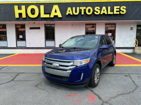 2014 Ford Edge for sale at HOLA AUTO SALES CHAMBLEE- BUY HERE PAY HERE - in Atlanta GA