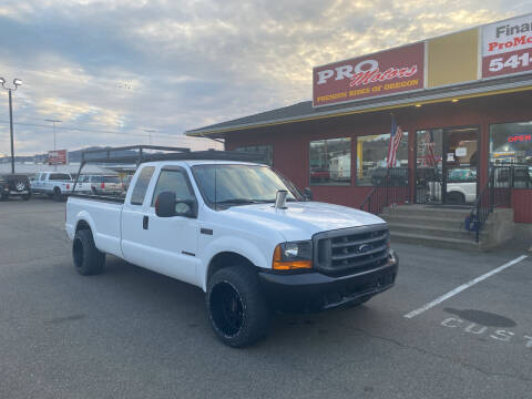 1999 Ford F-250 Super Duty for sale at Pro Motors in Roseburg OR
