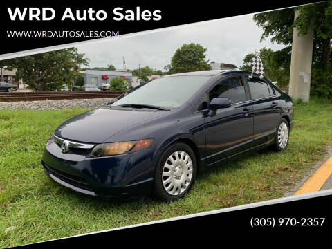 2006 Honda Civic for sale at WRD Auto Sales in Hollywood FL