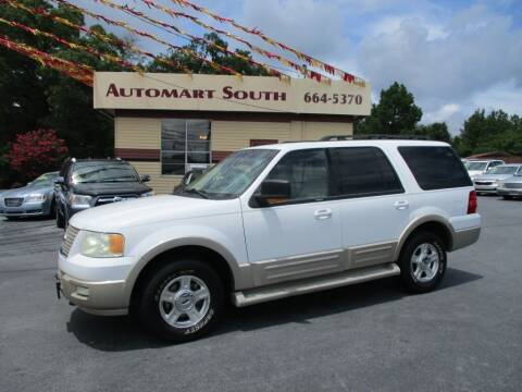 2006 Ford Expedition for sale at Automart South in Alabaster AL