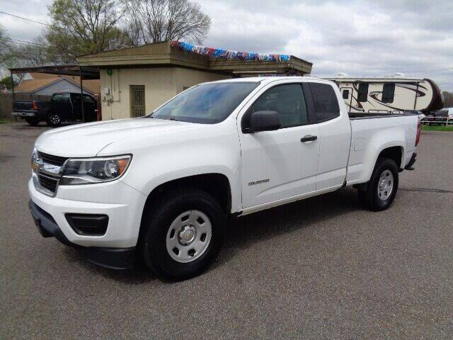 2016 Chevrolet Colorado for sale at Tri-State Motors in Southaven MS