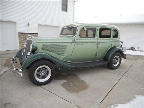 1934 Ford 40 for sale at OLSON AUTO EXCHANGE LLC in Stoughton WI