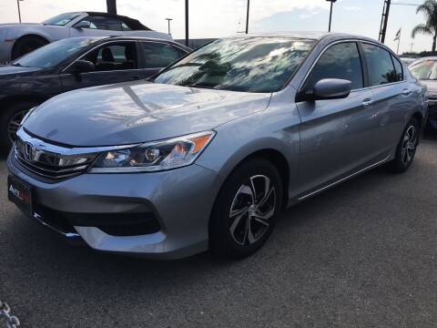 2017 Honda Accord for sale at Auto Max of Ventura in Ventura CA