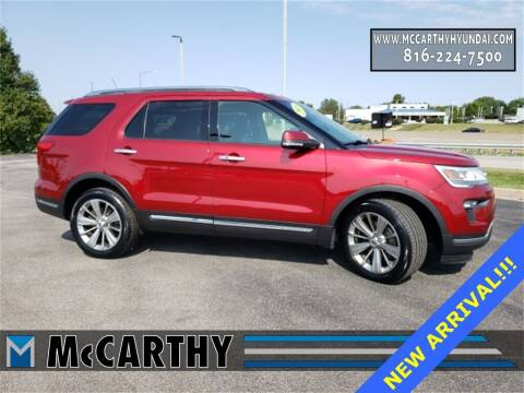 2018 Ford Explorer for sale at Mr. KC Cars - McCarthy Hyundai in Blue Springs MO
