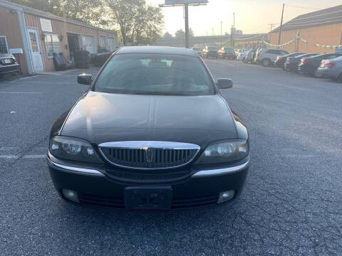 2005 Lincoln LS for sale at YASSE'S AUTO SALES in Steelton PA